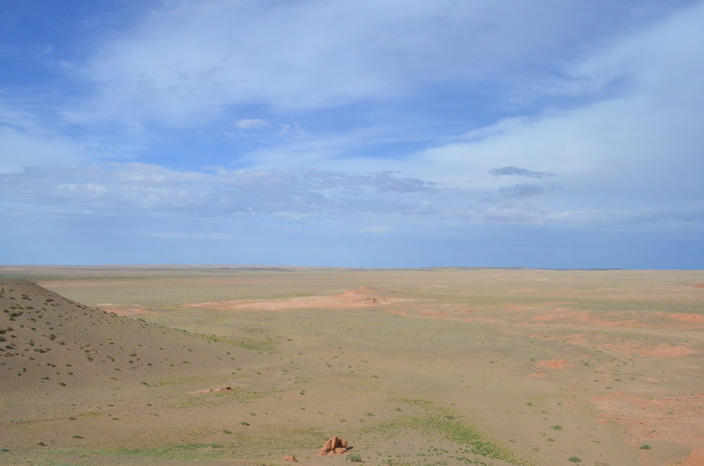 Endless-Open-Desert-Gobi