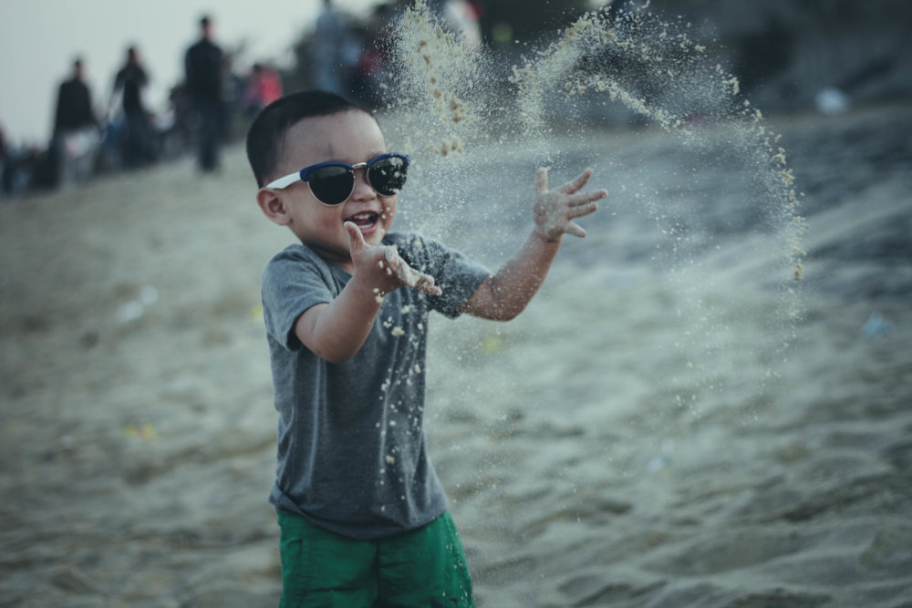 Photo credit:  Pexels  (https://www.pexels.com/photo/action-alone-beach-boy-240145/)