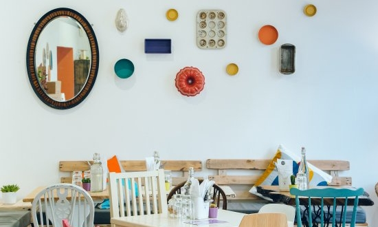MAKE AT 140 VAUXHALL STREET - A beautiful new café, modern haberdashery and workshop space for creatives, crafters and cake lovers. Enjoy delicious, freshly made and locally sourced cakes and lunches. Pop in to the shop for stunning and unusual fabrics or book for one of the many fun and creative workshops.01752 600130