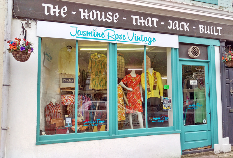 THE HOUSE THAT JACK BUILT - Find a fabulous mix of unique independent shops in this charming arcade. Incredible products you won't see on the high street at Jasmine Rose Vintage, Gosh & Absolutely Homeware, SoPerfect Images and Rockpool Trading.