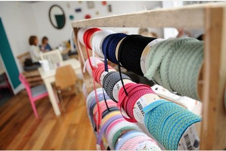 MAKE AT 140 VAUXHALL STREET - A beautiful new modern haberdashery and workshop space for creatives, crafters and cake lovers. Pop in to the shop for stunning and unusual fabrics or book for one of the many fun and creative workshops.Enjoy delicious, freshly made and locally sourced cakes and lunches in the cafe.Visit Website01752 600130
