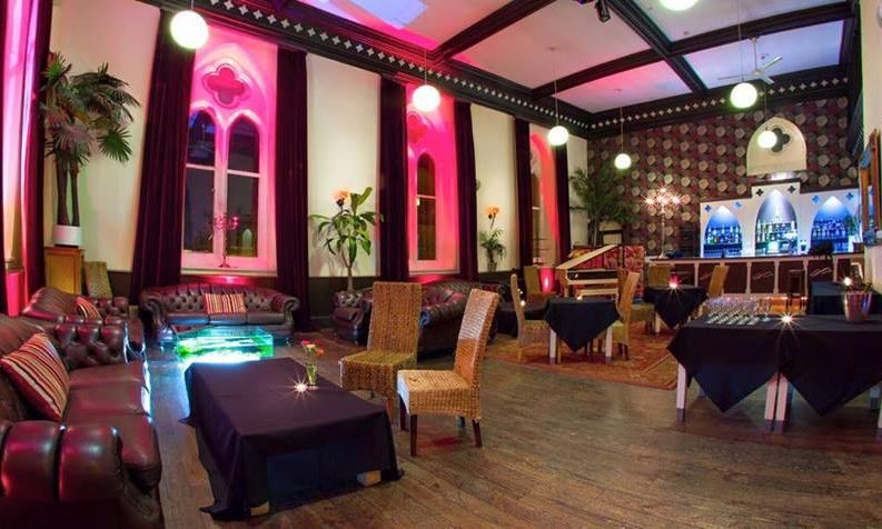 THE TREASURY - Relax from morning til after dark in this ornate, former 19th Century converted city treasury building, famed for its alternative afternoon teas, fresh fruit cocktails, and interesting all day food menus. Got an event lined up and need a venue? Have a sneaky peak at the stylish function room upstairs.01752 672121