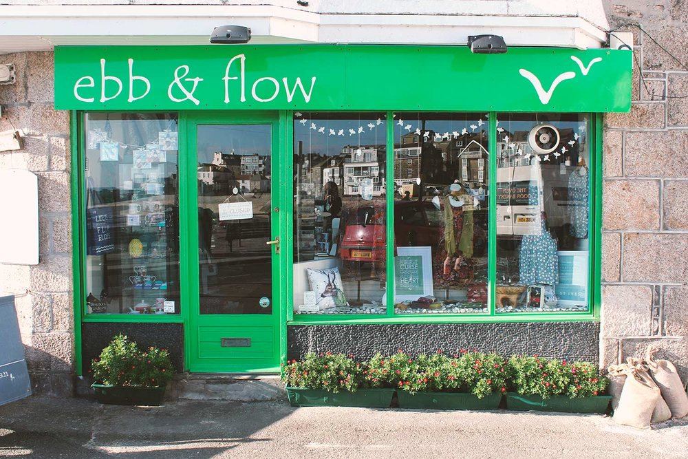 EBB & FLOW - Gorgeous lifestyle boutique focusing on beautiful, original & ethical products to wear and for your home. They've some great British brands and locally produced crafts & jewellery. Driven by a passion for individuality to bring you a unique shopping experience!01736 795910