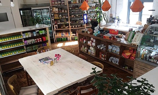 SPROUT HEALTHFOODS - Sprout is a friendly, independent, vegetarian health food shop and coffee house, happily catering for all dietary needs. The shop also offers a place to relax, learn, chat and exchange ideas around the communal table. Pop in to say hello.
