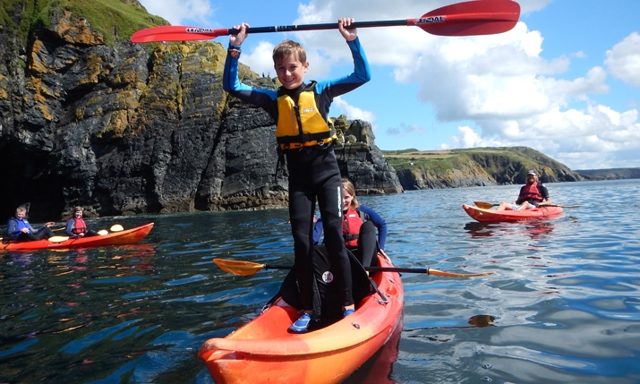 LIZARD ADVENTURES - Explore Cornwall by kayak, paddle board, coasteering or climbing. Immerse yourself in nature and re-connect with your natural environment. Suitable for all abilities aged 8 upwards. Bespoke packages designed for families, school groups, team building events and individuals.