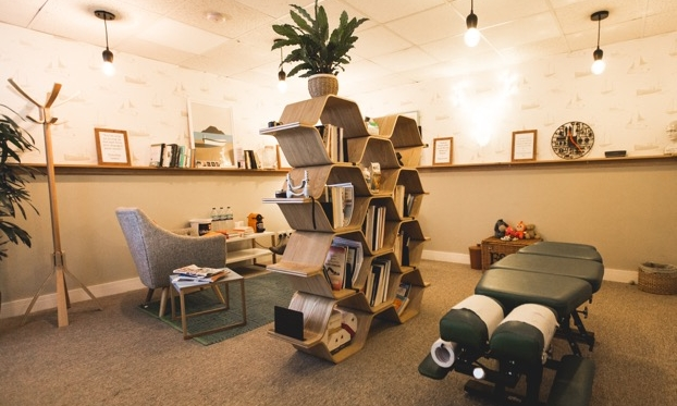 LIVING ROOM CHIROPRACTIC - Not quite your best? Suffering more than you think you should? You can regain that vitality and fulfil your potential. Simon Finemore runs LivingRoom Chiropractic: hands-on health care for you, by you. 20% child & student discount.01326 617290