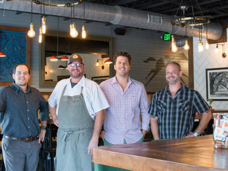Owners: James Groetzinger, Jon Rinaldi, and Joey Rinaldi Executive Chef: Darren Macioszek
