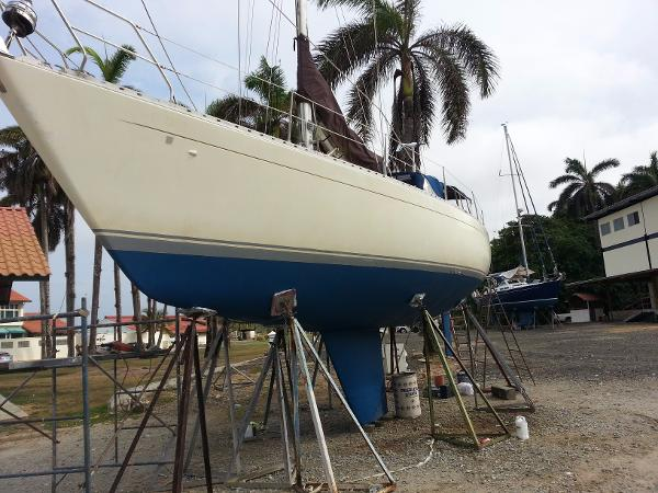 Condition & Value Survey of a 41' Sigma in Colon, Panama. January 2018