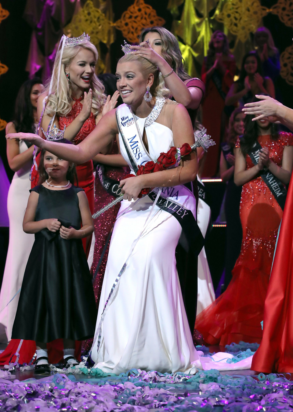 Cal Poly San Luis Obispo student Jillian Smith won a $25,000 scholarship with the title of Miss California