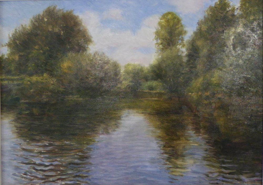 River Avon near Saltford