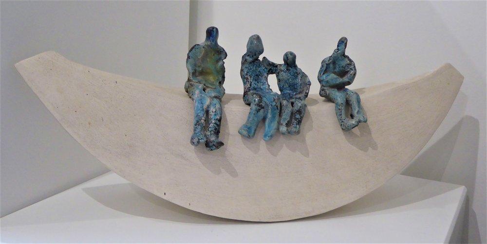 Ceramics  50cm x 20cm  £175