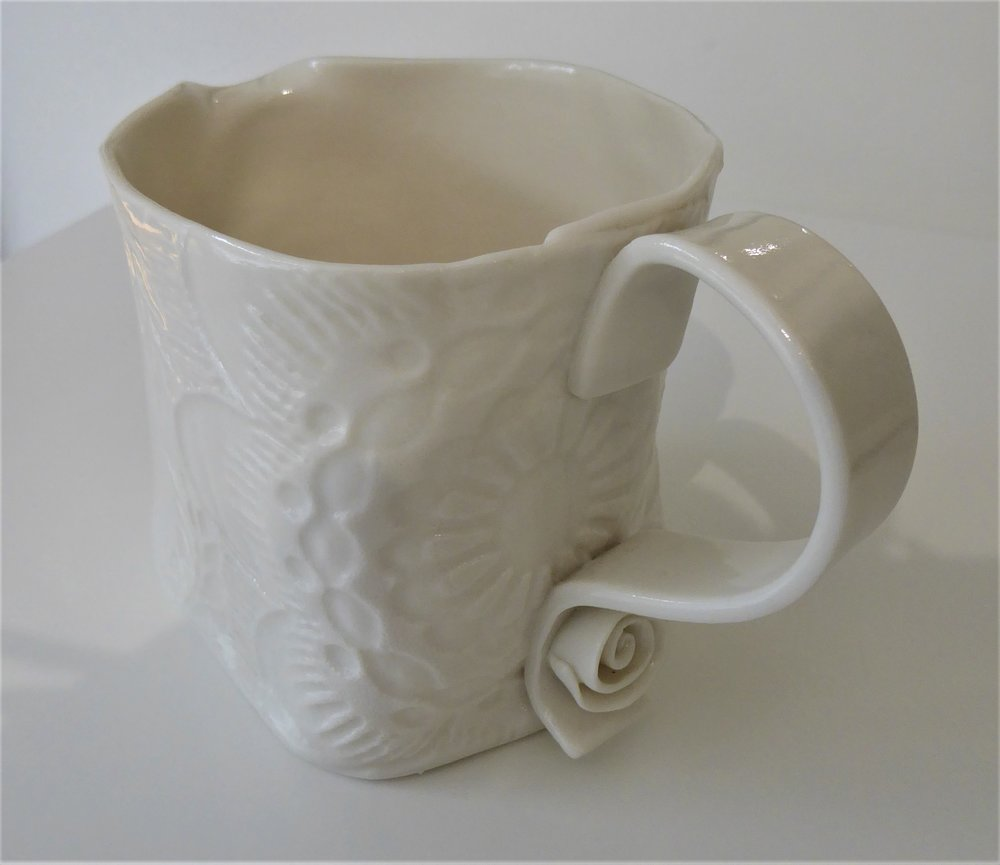 Small Wallpaper Jug