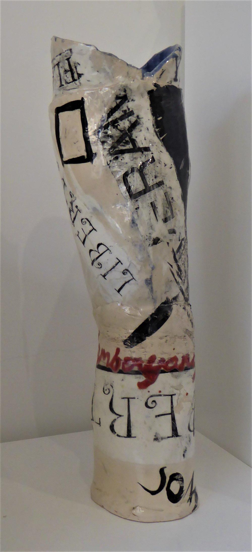 Ceramics  14cm x 48cm  £85