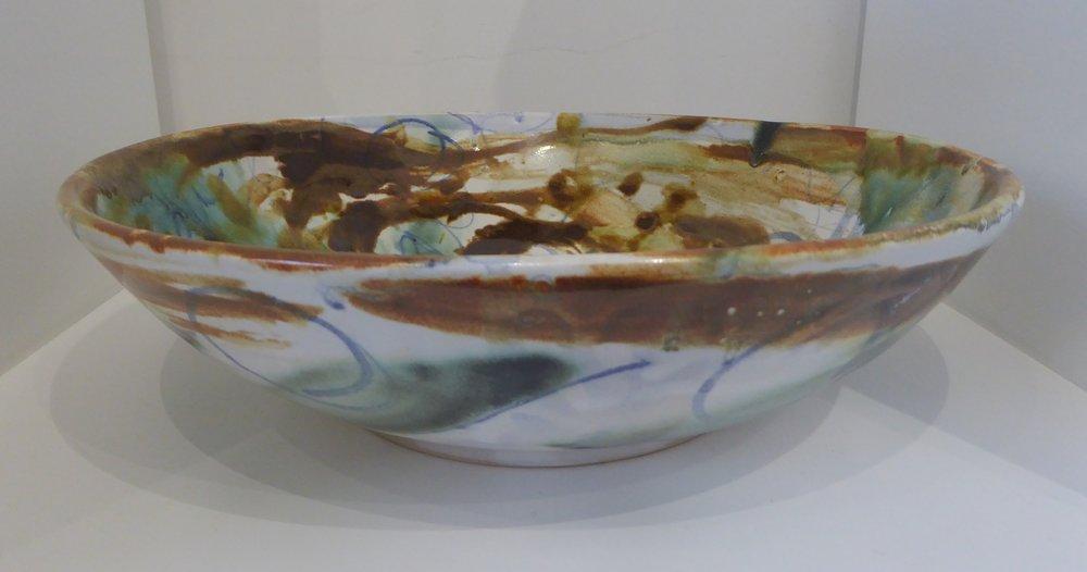 Ceramics  30cm x 9cm  £60