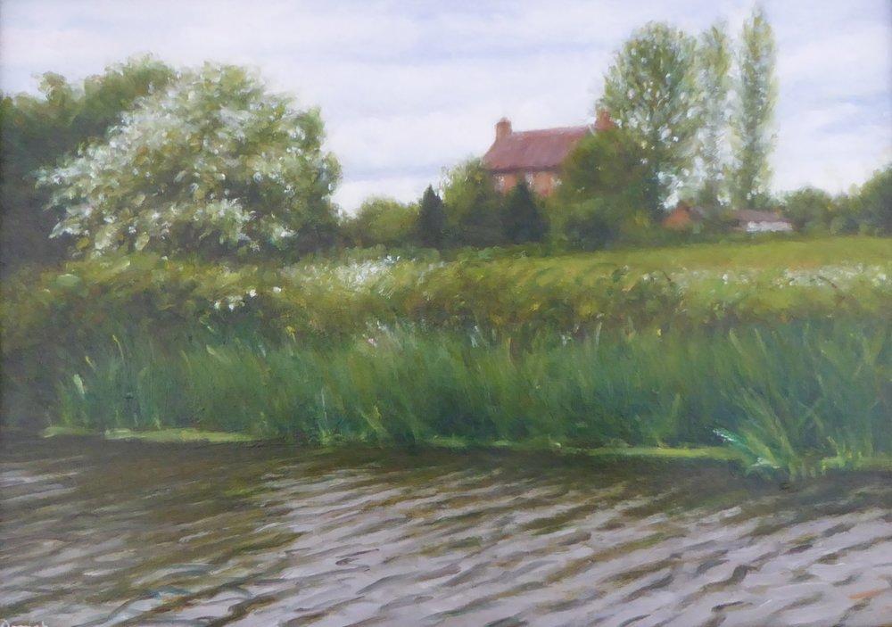 Bridgwater to Taunton Canal