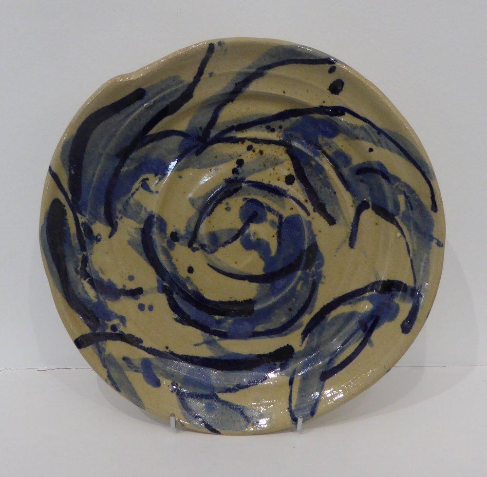 Ceramics  24cm diameter  £25
