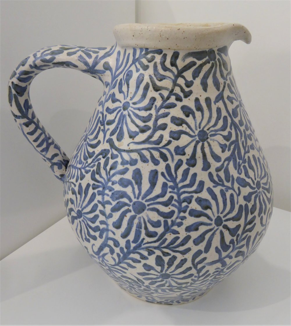 Ceramics  22cm x 22cm approx  £80