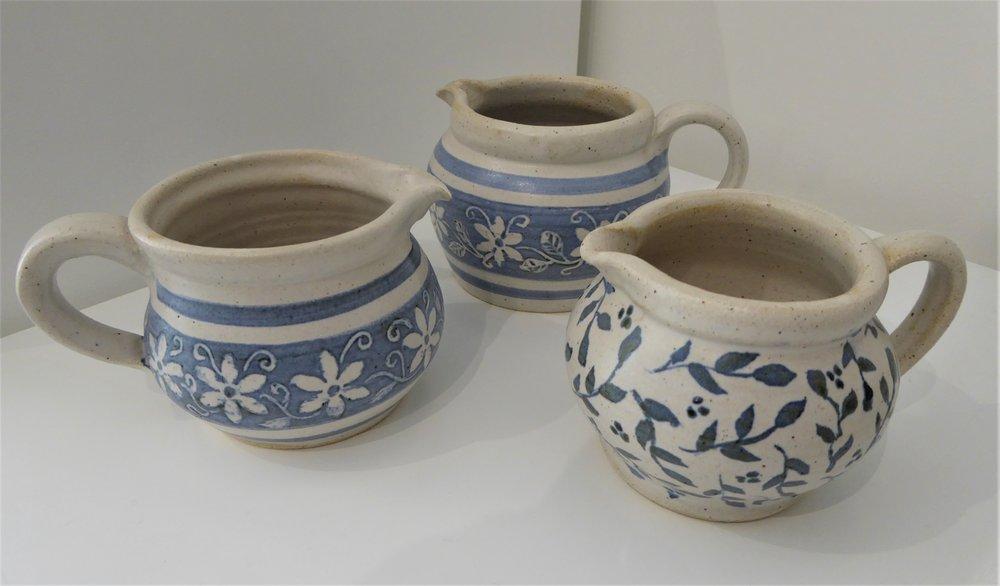 Ceramics  13cm x 7cm approx  £35