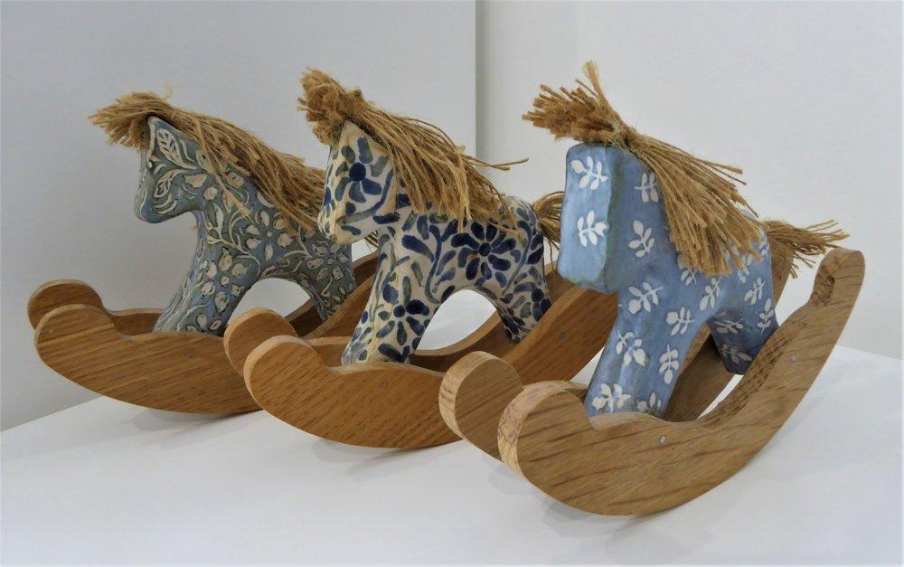 Ceramics  18cm x 14cm approx  £42