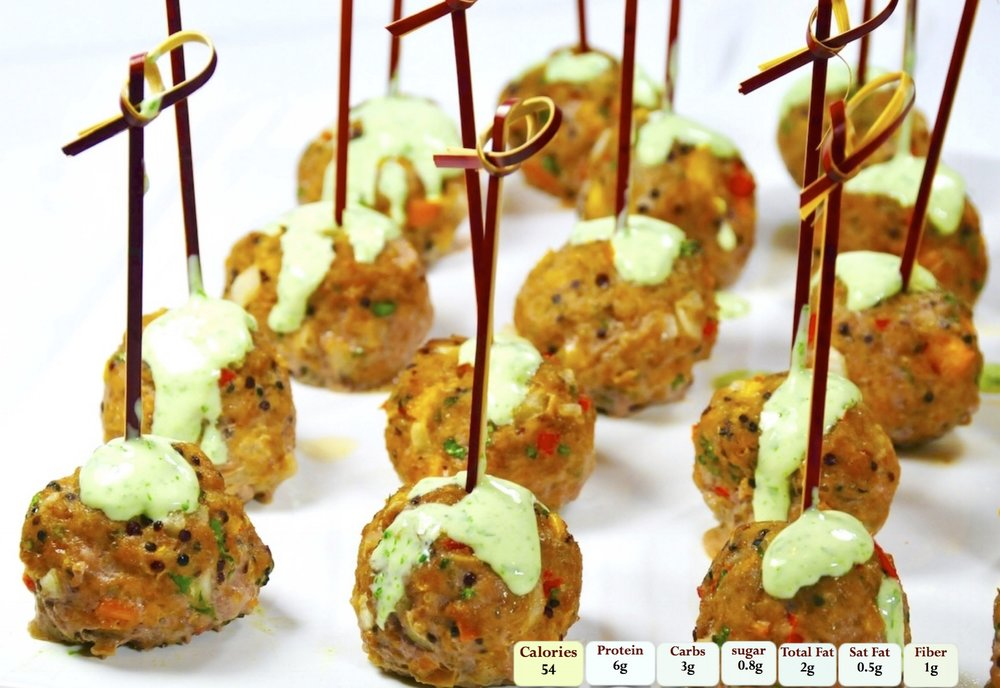 Turkey Quinoa Lollipos With Yogurt Cilantro Dip.jpg