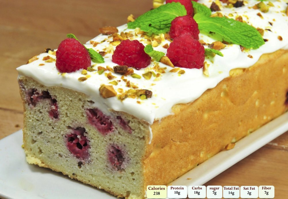 Raspberry Cake With Vanilla Yogurt Frosting.jpg