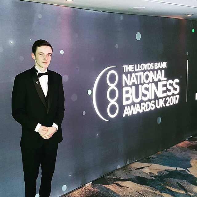 We had an absolutely incredible time at the Lloyd's Bank National Business Awards, a night full of fantastic food, wine and inspirational company! . . . . . . . #bignastystudios  #lloydsbanknationalbusinessawards  #businessawards #london #mayfair #blacktie #sme #business #awards #2017 #lbnba2017 #uk
