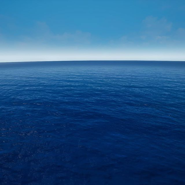 We have been working on a water shader for a client project and it is coming along nicely! , , , , , , , , , , , , ,  #bignastystudios #sme #ue4 #water #shader #shaders #unrealengine #epic #realistic