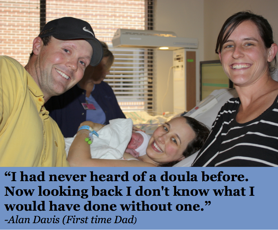 dads and doulas