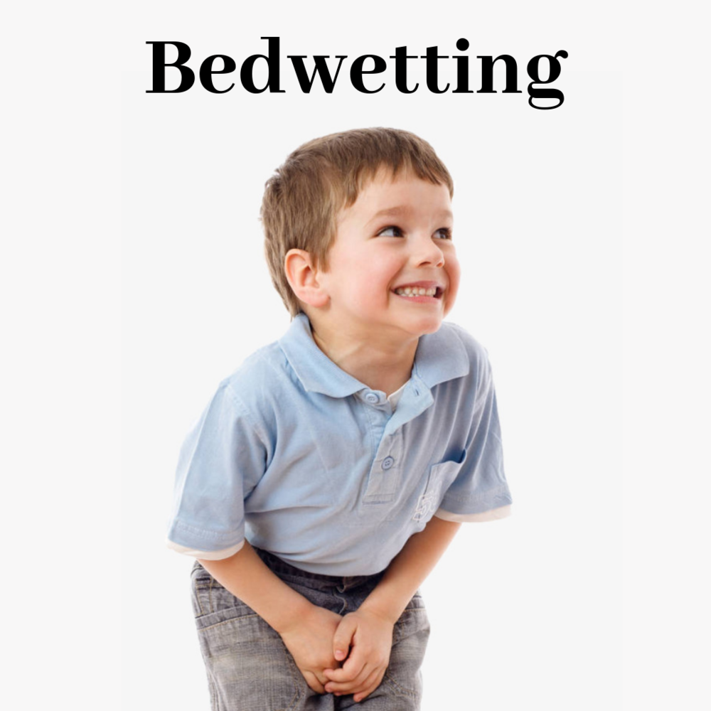 Chiropractic Research on Bedwetting