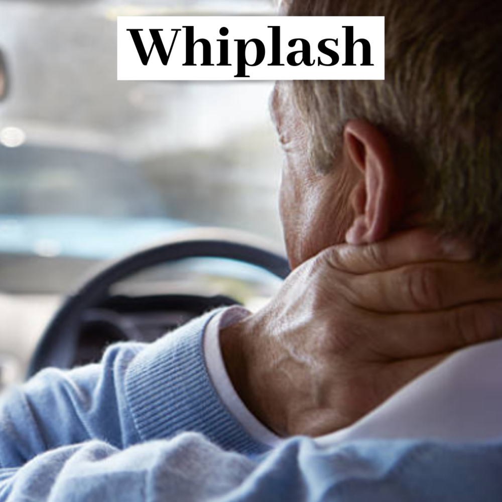 Chiropractic Research on Whiplash