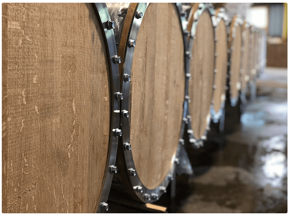 Start to customize Spirit Barrel - The Titan Barrel was developed to give winemakers, distillers, brewers, and anyone else who barrel age's options and abilities not previously available.