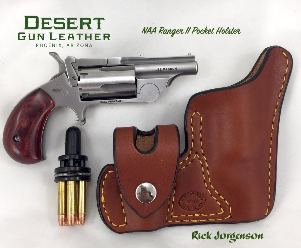 Ranger II Pocket Holster w:Speed Loader Snap.jpg
