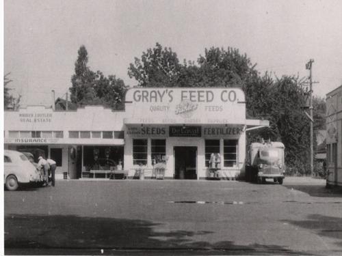 Eugene circa 1940