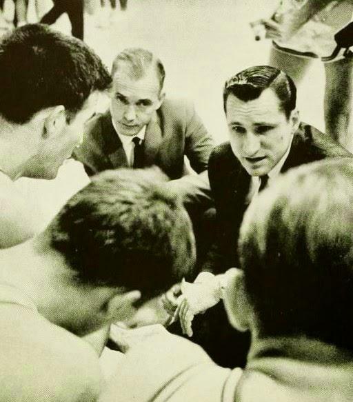 http://en.wikipedia.org/wiki/Dean_Smith#mediaviewer/File:Dean_Smith,_1964.JPG
