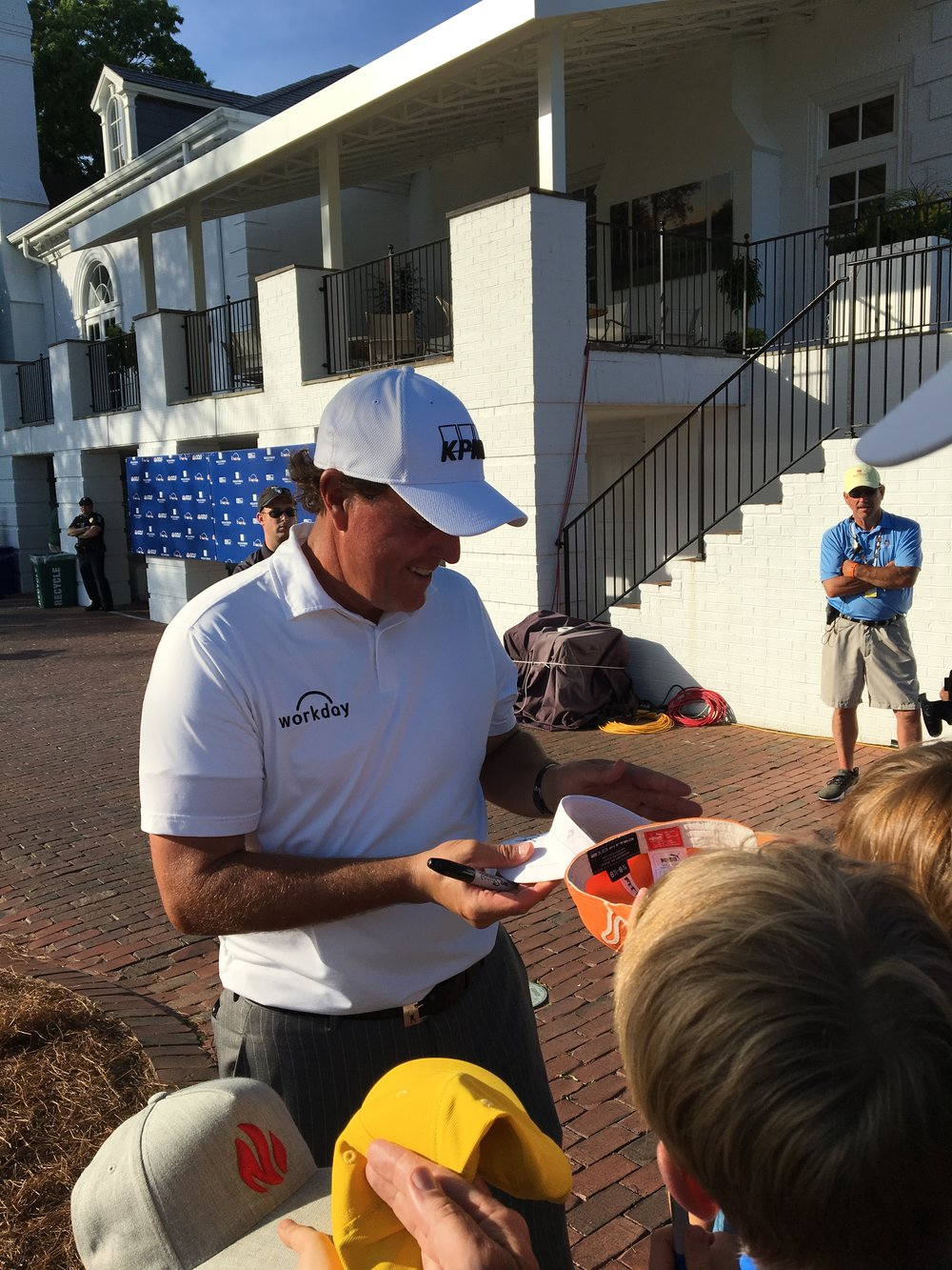 Phil Mickelson |  Photo: Chris White