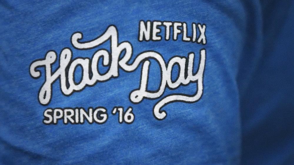 Hack Day</br><em>Netflix</em>