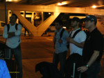 Our arrival at Santo Domingo. Orientation. .jpg