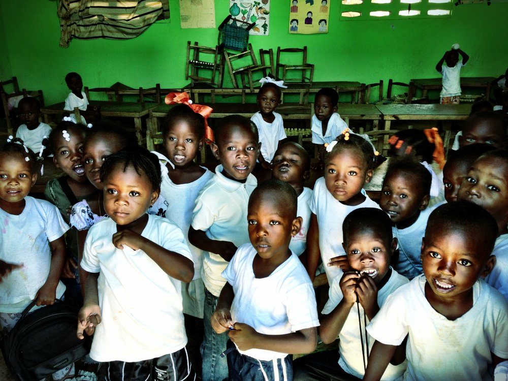 The children of Haiti are amazing.  This school saw enrollment increase from under 200 to over 700 in just a year.  Why? Quite simply, they needed a building and very minimal financial support for classroom materials. Put another way, the children needed an opportunity.