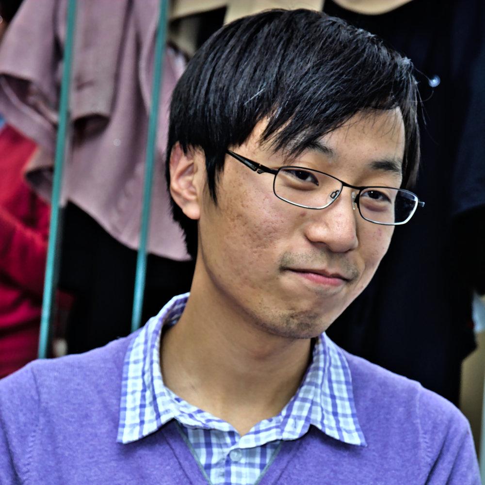 Hongbo Yu (Oxford)