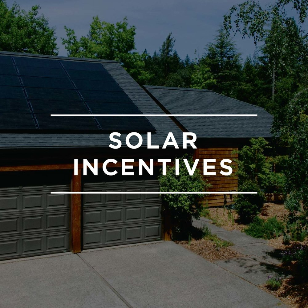 Residential: Incentives