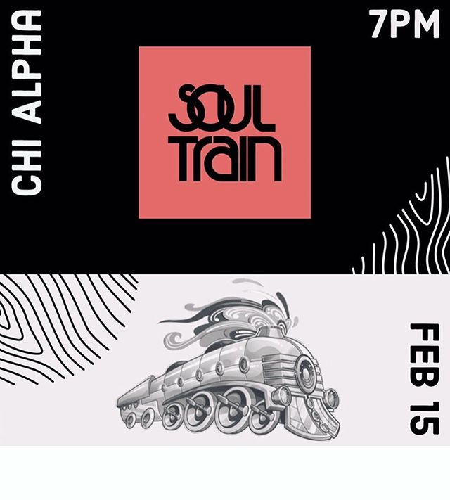 Mark your calendars🔥In honor of Black History Month, we will be hosting our annual Soul Train event February 15th at 7pm. We will have live performances and speakers on black culture. You don't want to miss it! Come dressed to impress! #lachialpha #ulgetinvolved #blackhistorymonth #soultrain