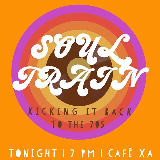🚨ATTENTION ALL🚨 Our annual SOUL TRAIN event is tonight at 7pm🔥. We will have live performances and speakers on black culture. You don't want to miss it🌟!! Come dressed in your best 70s attire or dress to impress! At Café XA, 1402 Johnston Street! #ulgetinvolved #blackhistorymonth #soultrain