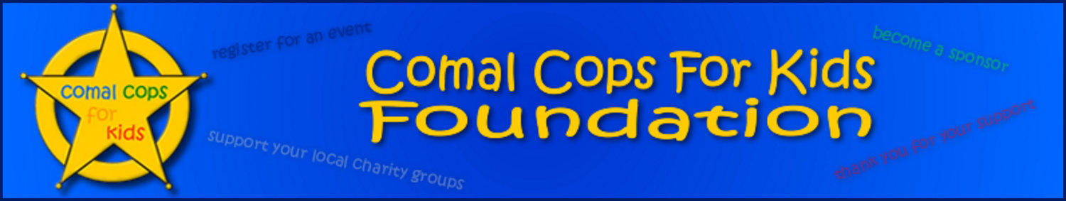 Comal Cops For Kids Foundation