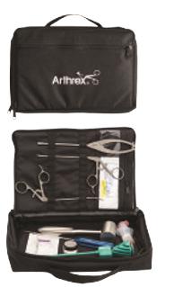 Black Arthrex Instrument Carrying Case