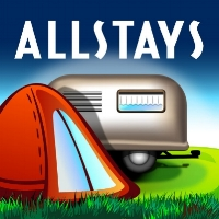 Allstays    A great road-trip app for IOS and Android designed for the road warrior. Shows service stations, propane, dump stations, campgrounds, etc.