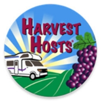 Harvest Hosts   An inexpensive RV travel club that connects travelers with vineyards, agriturismos, and other unique places to park for the night (besides Walmart)