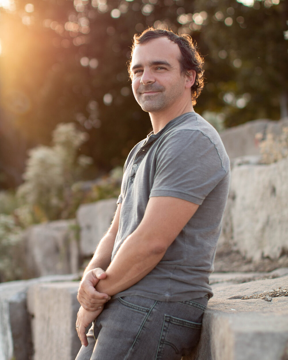 Adam Grossi, Yoga Teacher