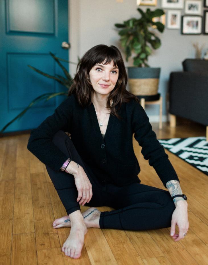 Hannah Keene, Yoga Teacher