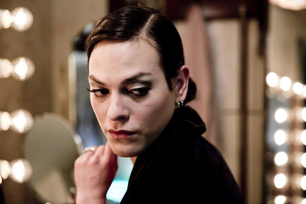 """Daniela Vega som den transkjønnede Marina i """"En fantastisk kvinne"""" av Sebastián Lelio."""