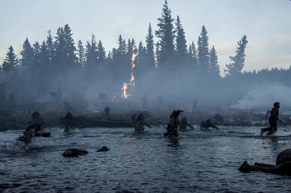 """Kristoffer Joner og flere andre skuespillere slet vettet av seg under innspillingen av """"The Revenant"""" i Canada. (Foto: Filmweb.no)"""